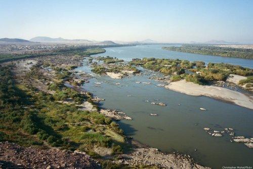 River Nile, Sudan [Christopher Michel/Flickr]
