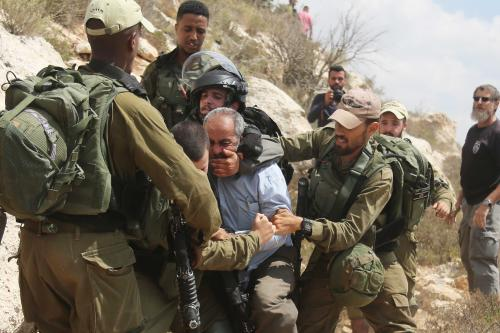 Palestinian anger as Israel tightens grip on occupied territories