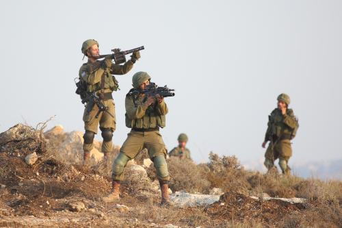 Israeli army warns of 'security explosion' in occupied West Bank