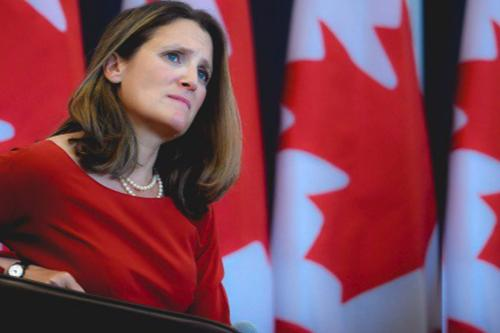 Canada welcomes US sanctions on Saudis, weighs similar action