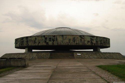Majdanek camp, a former Nazi extermination facility used during the Holocaust [M.Bucka/Wikipedia]