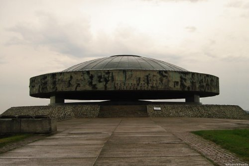 Majdanek camp, a former Nazi extermination facility used during the Holocaust [M.Bucka/Wikipedia]