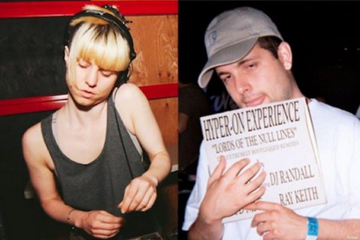 DJ Python (L) and Volvox [Twitter]