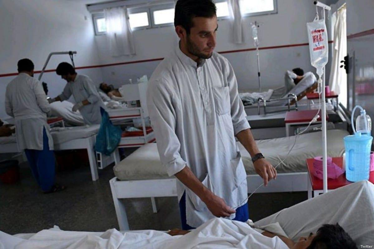 A hospital in Algeria [Twitter]