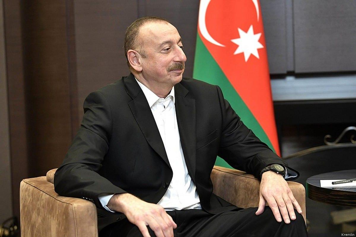 Ilham Aliyev, President of Azerbaijan [Kremlin]