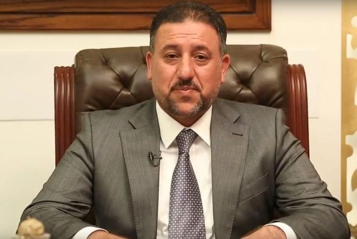 Secretary-General of the Arab Project in Iraq Khamis Al-Khanjar