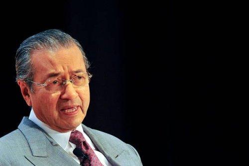 Malaysian Prime Minister Mahathir Bin Mohamad [Twitter]