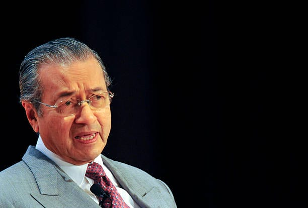 Malaysian Prime Minister Mahathir Bin Mohamad [Twitter]