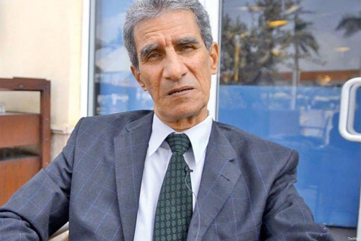 Egyptian opposition activist Masoum Marzouk [Twitter]