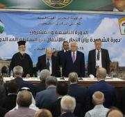 Meetings in Ramallah and Cairo and the spectre of an attack