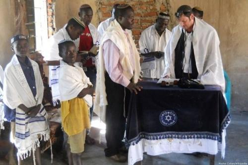 Ugandan Jews in Abayudaya, Uganda
