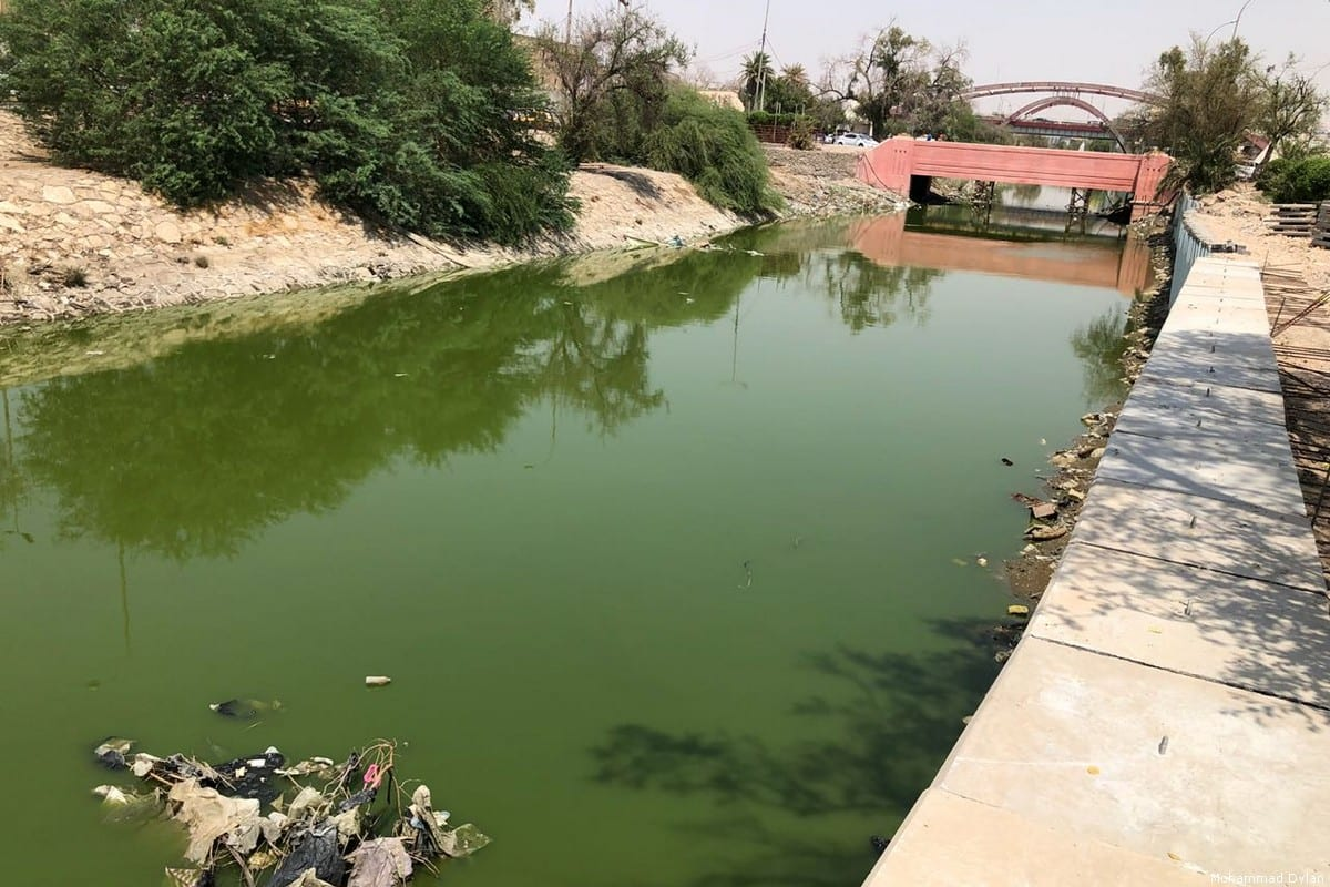 Basra contaminated water ile ilgili görsel sonucu