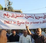 Who killed 8,000 prisoners in Syria's slaughterhouses?