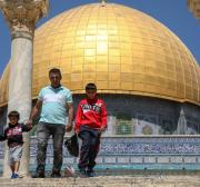 Al-Aqsa is on the verge of destruction