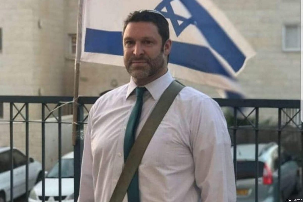 Israeli settler and a well-known far-right Israel advocate, Ari Fuld, was killed by a Palestinian youth in the West Bank on 16 September 2018 [Ella/Twitter]