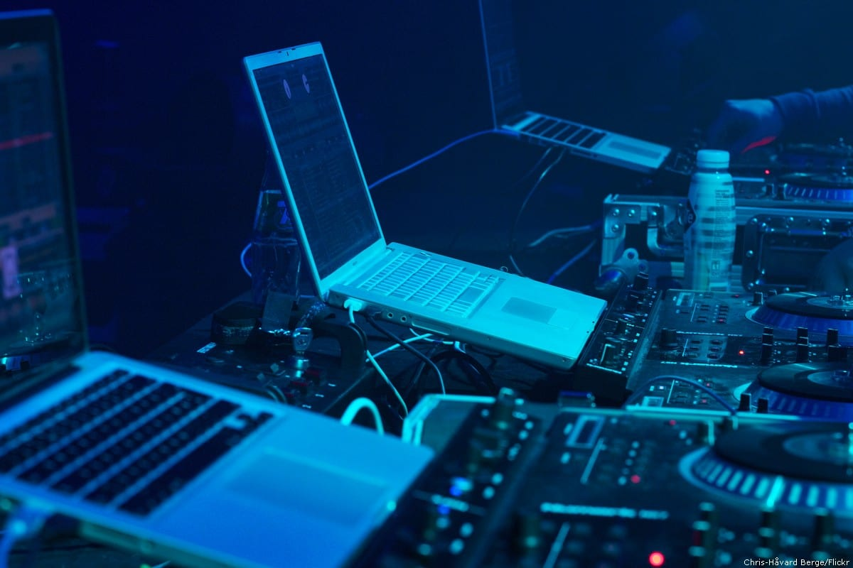DJ set [Chris-Håvard Berge/Flickr]