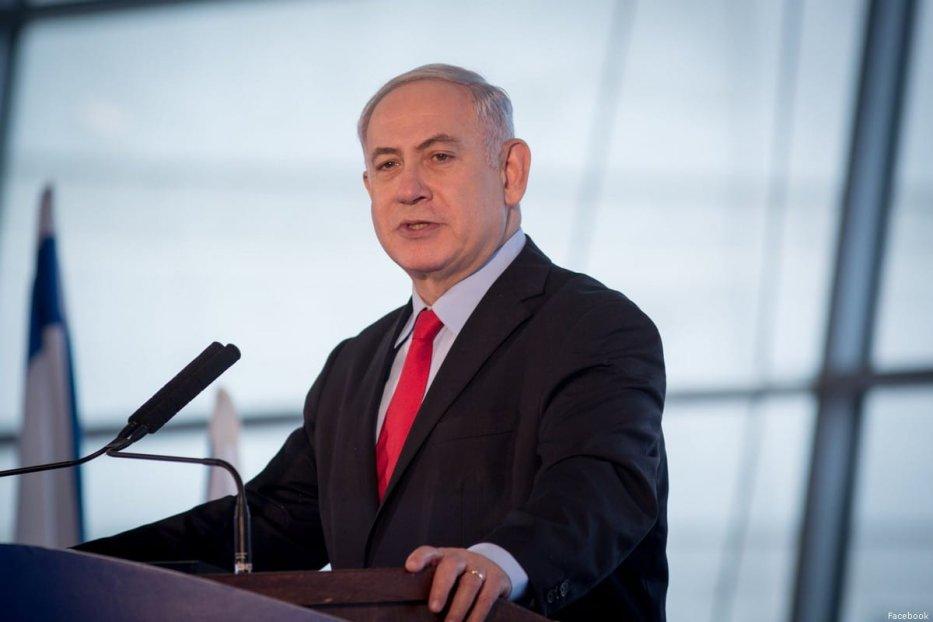 Israeli Prime Minister Benjamin Netanyahu [Facebook]