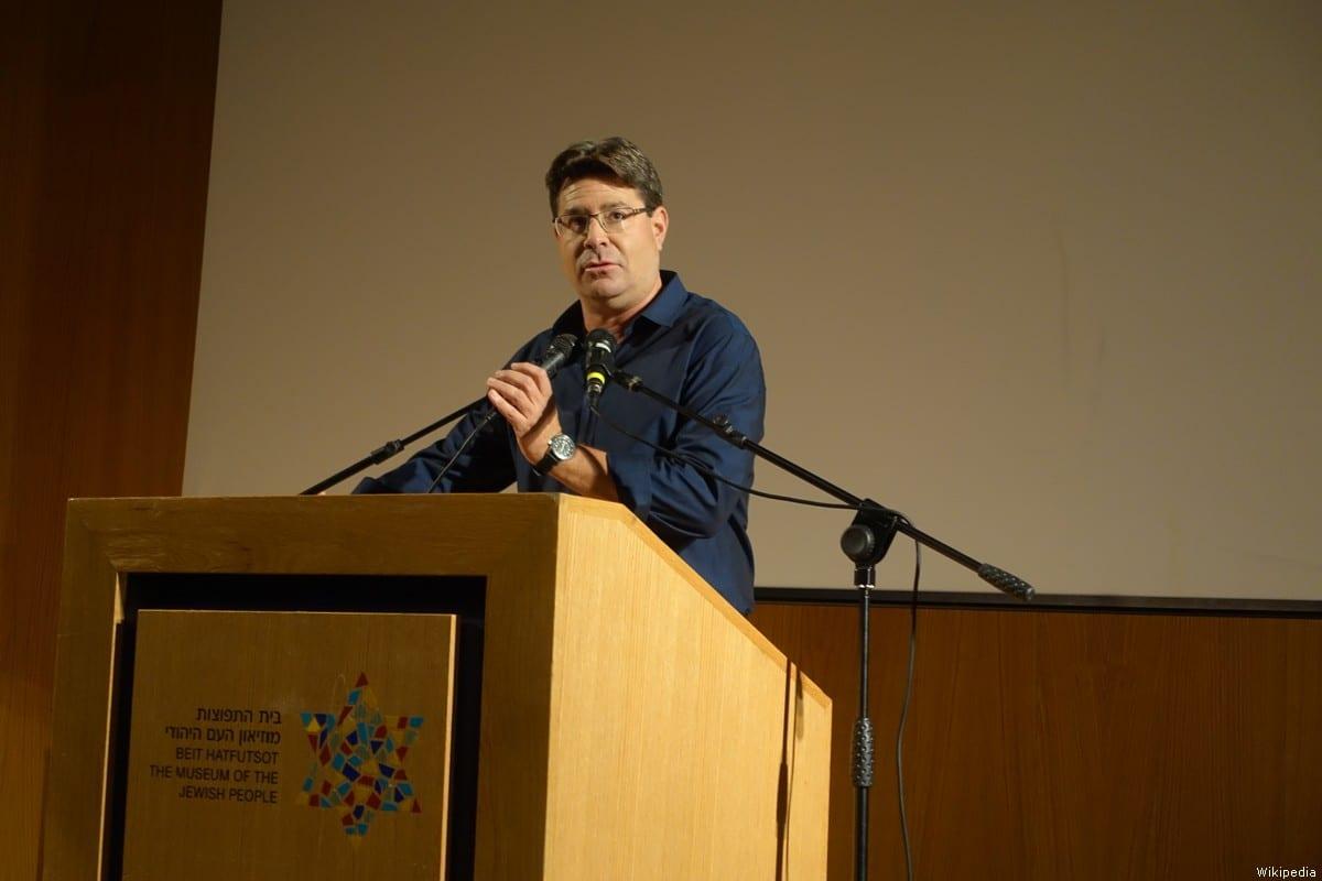 Israeli minister Ofir Akunis [Wikipedia]