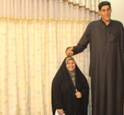 Iraq's tallest man dies in India
