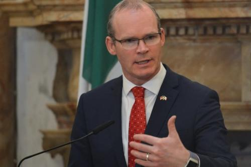 Ireland may 'recognise' Palestine if talks keep failing