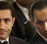 Egypt court suspends trial of Mubarak's sons