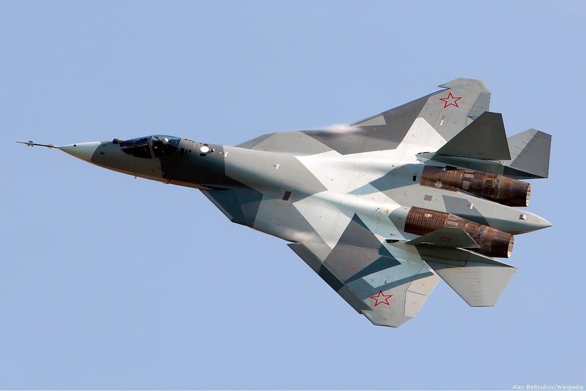 Russian military plane Alex Beltyukov/Wikipedia]