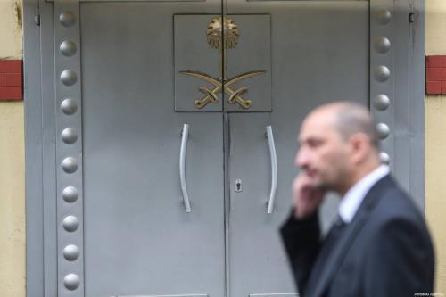 Turkish staff of Saudi consulate give statements in Khashoggi probe
