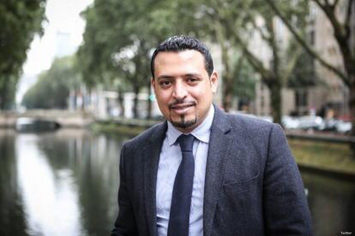 Exiled Saudi prince, Khaled Bin Farhan [Twitter]