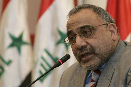 Prime Minister-designate of Iraq, Adel Abdul Mahdi [ACMCU/Twitter]