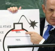 Israel's military preoccupation with Iran is growing