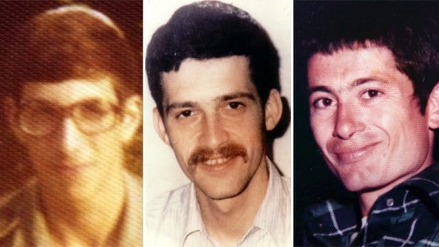Israeli soldiers, Tzvi Feldman, Yehuda Katz and Zachary Baumel, went missing in Sultan Yacoub Battle during the Israeli invasion of Lebanon in 1982 [daniel grisaru/Twitter]