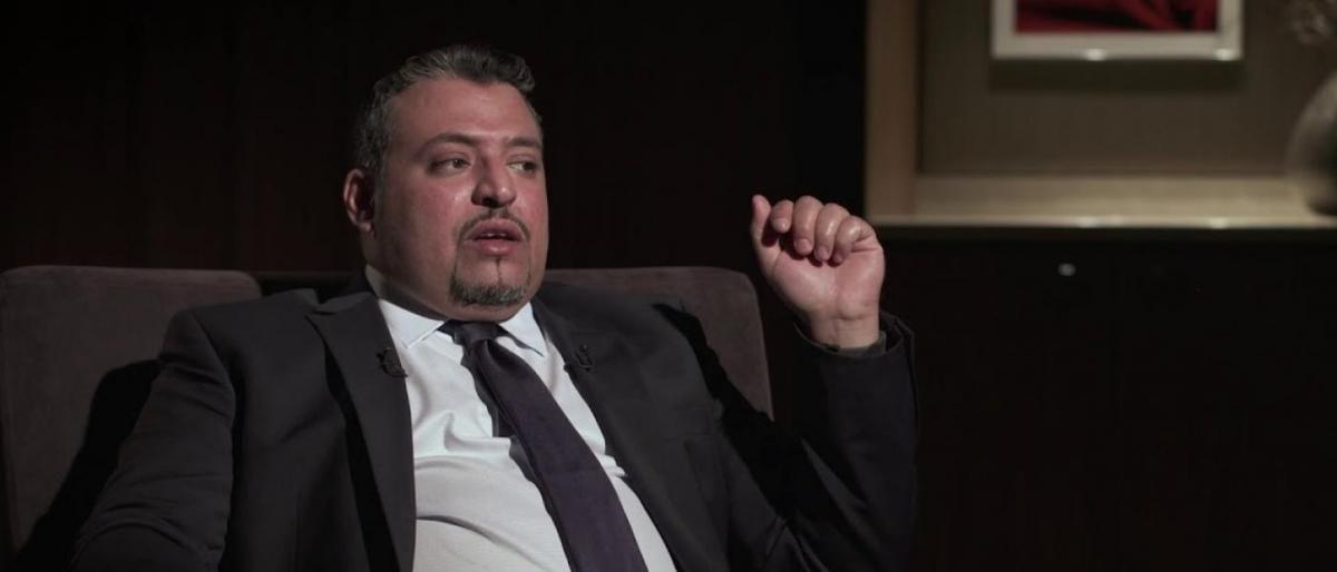 Saudi dissident prince Khalid bin Farhan Al-Saud