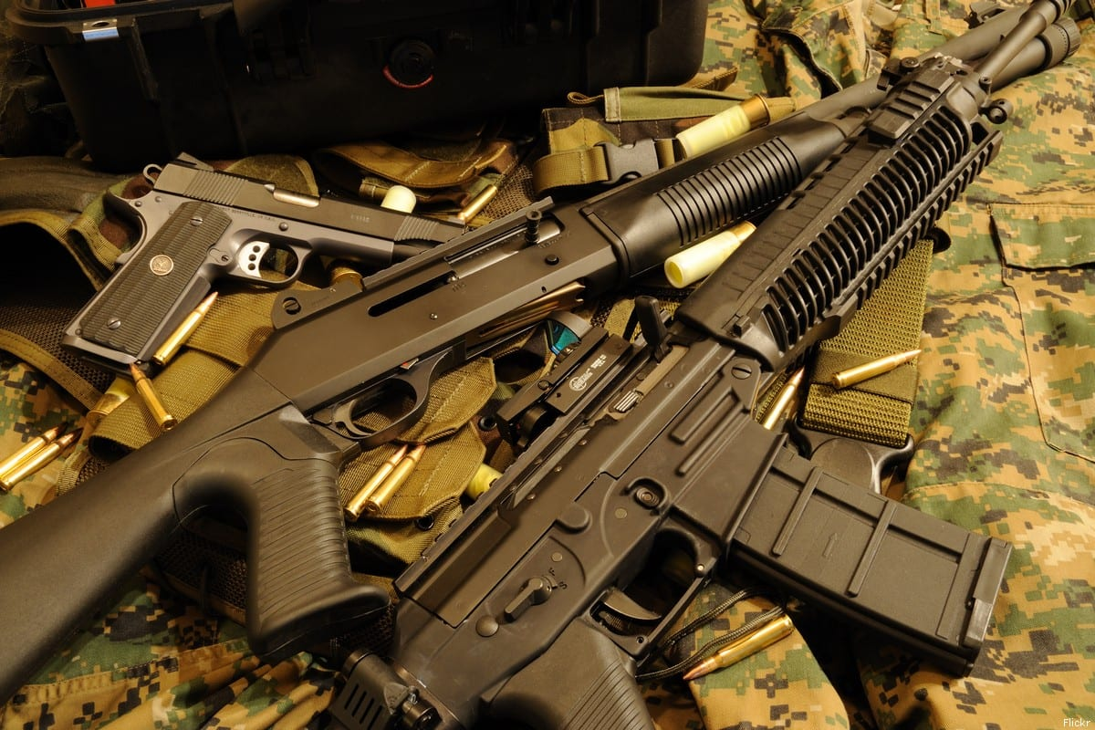 Weapons [Flickr]