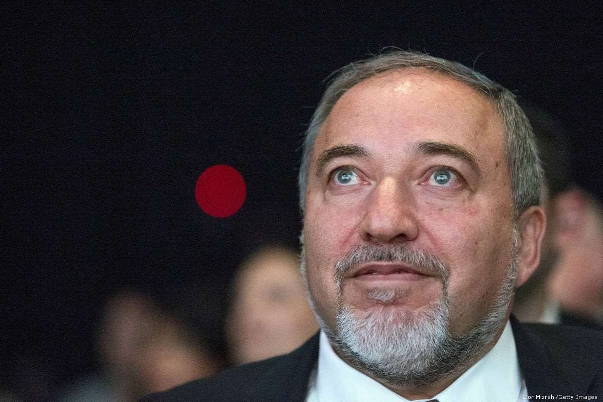 Israeli Foreign Minister Avigdor Lieberman [JACK GUEZ/AFP/Getty Images]