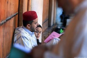 It was Mawlid al-Nabi in Tunisia, and everyone celebrated...