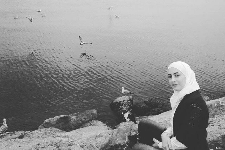 Syrian-American activist Layla Shweikani