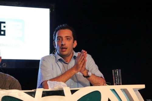 Tunisian parliamentarian and blogger Yassine Ayari [Twitter]