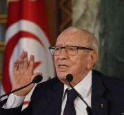 Tunisia tries activists for insulting President Essebsi