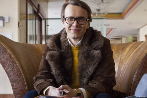 Toomas Jarvet, director of Rough Stage