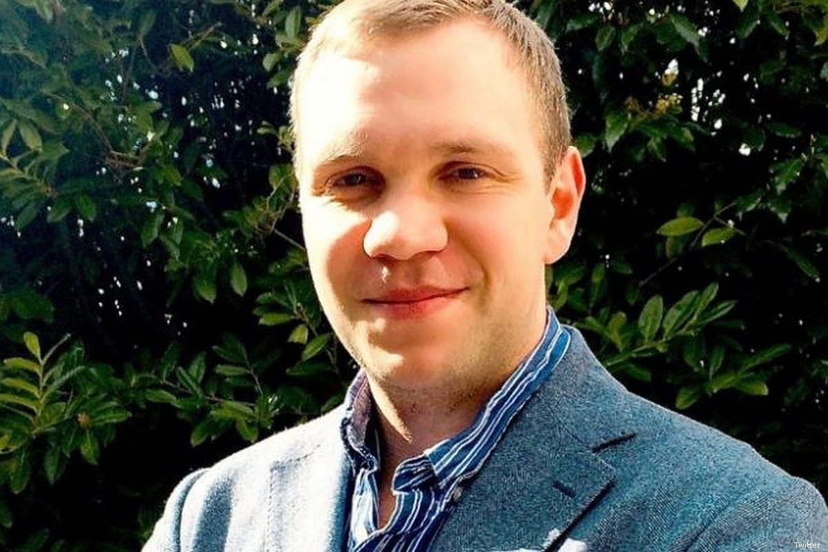 British academic Matthew Hedges sentenced by UAE court to life in prison on charges of spying for the British government [Twitter]