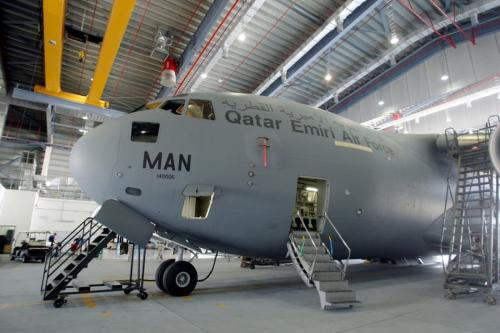 Qatari air force