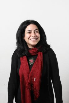 Wafa Jamil, director of 'Coffee For All Nations'