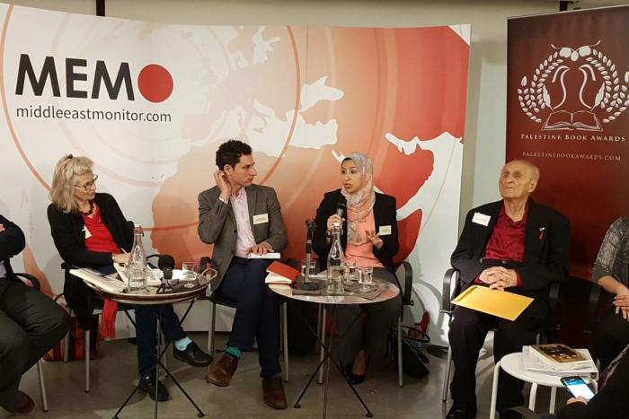 Awards season launched at MEMO's Palestinian literary event