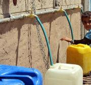 In war, dirty water more dangerous to children than violence, says UNICEF