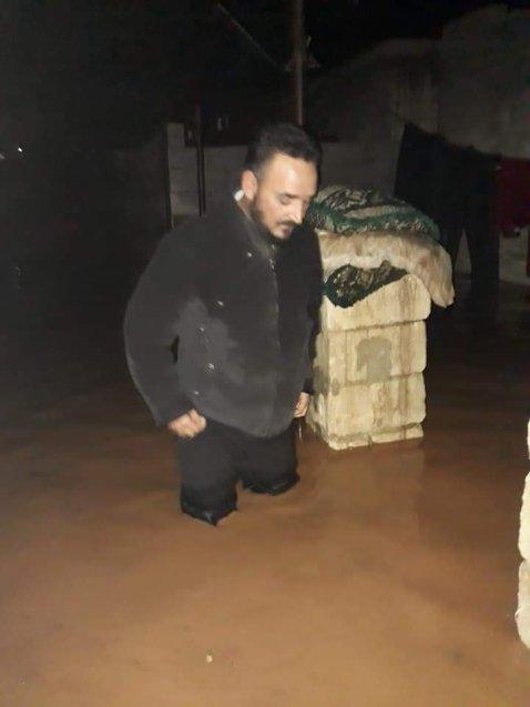 Floods in Syria's Idlib - [Twitter]