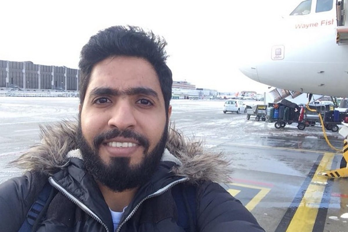 Egyptian journalist AbdulRahman Ezz