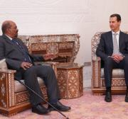 Why should Syria's Assad fear events in North Africa?