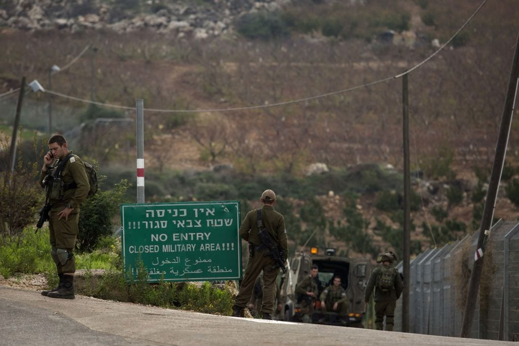 Israel launches military operation against 'Hezbollah tunnels'