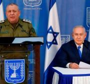 Israel Chief of Staff secretly visited UAE, met Bin Zayed