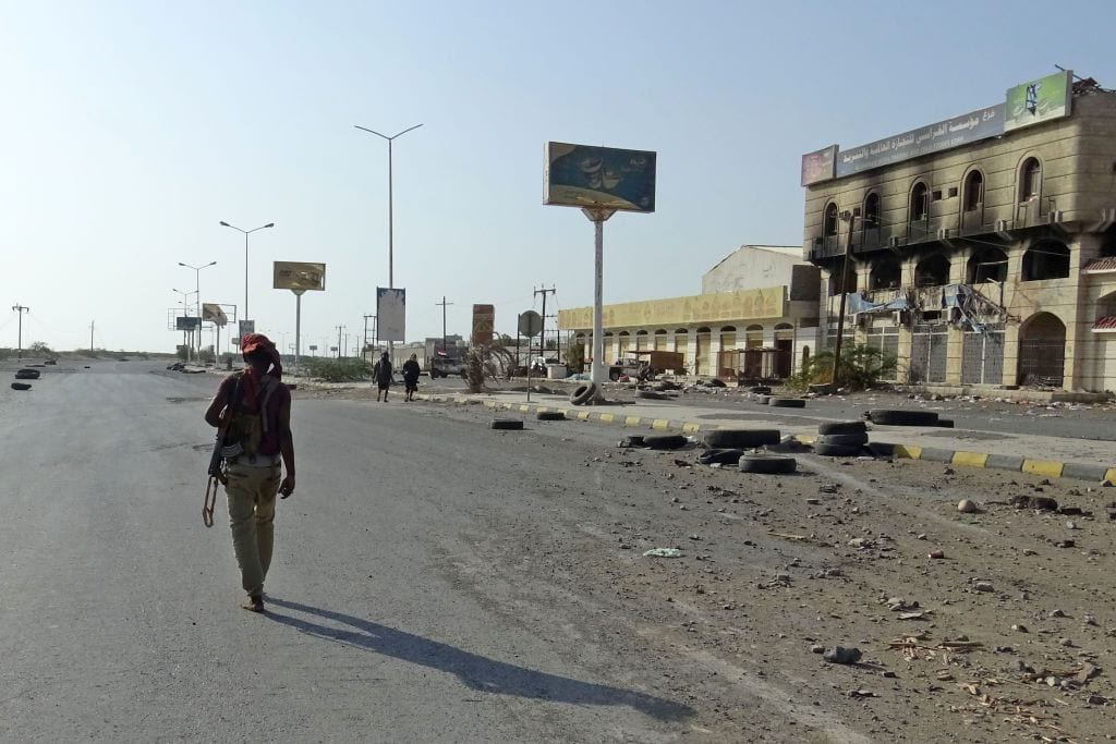 Truce in Yemen's Hudaydah to Start Tuesday